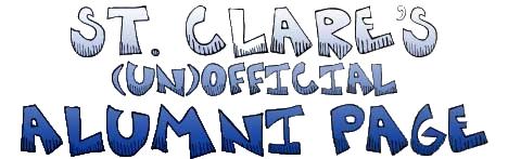 St. Clare's (Un)official Alumni Page